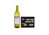 Oude Kaap Klassiek wit Zuid Afrika I Like Wine ILikewine.nu ILikeWine.nl Wall of Wine de nieuwe wijnkaart wallofwine.nl