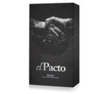 El Pacto giftbox 2 flessen rioja shake hands handen schudden I Like Wine ILikeWine.nu