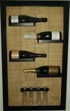 Wijnrek 4 fles 4 glazen champagne i Like Wine ILikewine.nu