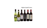 i like wine wijnproefbox ronald's keuze casa silva gruner veltliner conde pinel old vines paul mas cabernet sauvigno