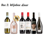 I Like Wine Wijnbox diner