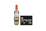 Cielo Pinot Grigio Wall of wine WoW wijnkaartje