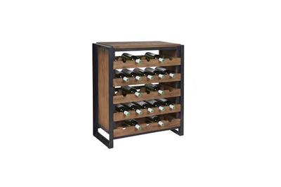 100038 wijnkast voor 25 flessen SSA-WF-004