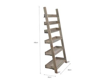 100044 Wijnrek Ladder SSA-WF-009