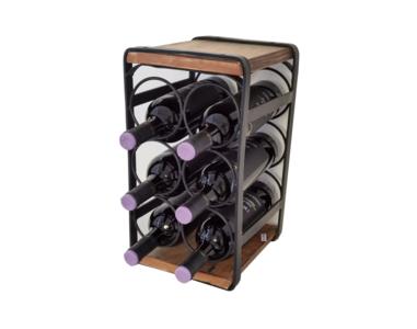 Wijnkastje voor 6 flessen wijn I Like Wine