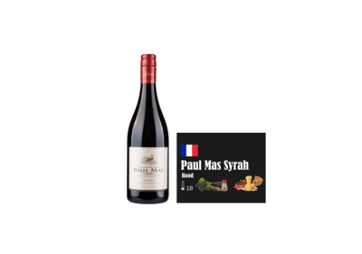 Paul Mas Classique Syrah I Like Wine iLikewine.nu WallofWine.nl Wall of Wine de nieuwe wijnkaart