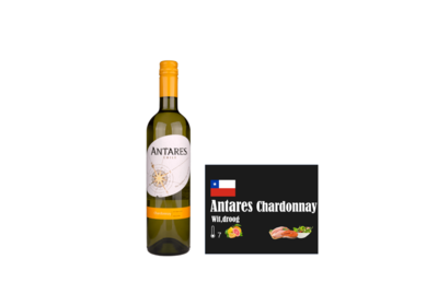 Chili Antares Chardonnay I Like Wine ILikeWine.nu ILikeWine.nl WallofWine.nl Wall of Wine de Nieuwe wijnkaart