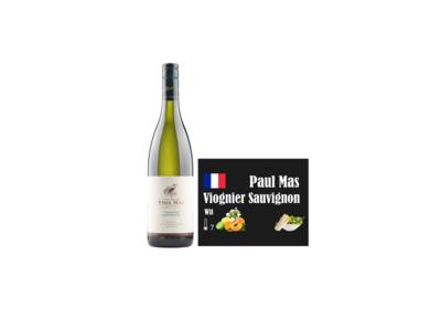 Paul Mas Classique Viognier Sauvignon Blanc I Like Wine ILikeWine.nu Wall of Wine de nieuwe wijnkaart wallofwine.nl