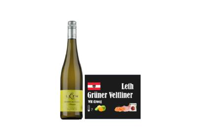 Weinguth Leth Gruener Veltliner Terrassen I Like Wine ILikeWine.nu Wall of Wine de nieuwe wijnkaart wallofwine.nl