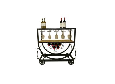 Wijn trolley Ronde vorm I Like Wine 100051