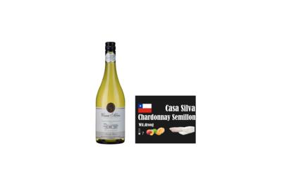 Casa Silva Chardonnay Semillon I Like Wine ILikewine.nu