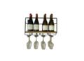 Wijnplank met glashanger